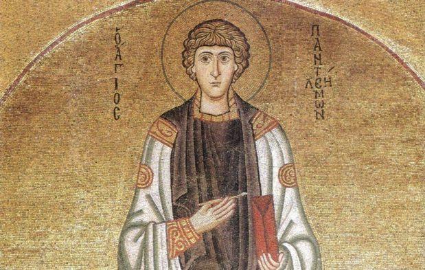 9 августа Церковь вспоминает великомученика и целителя Пантелеимона