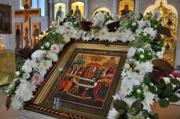 Праздничные богослужения в честь Успения Пресвятой Богородицы